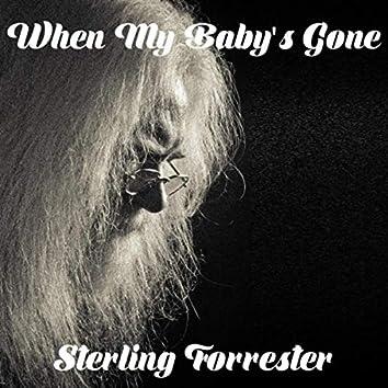 When My Baby's Gone