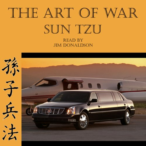 The Art of War                   By:                                                                                                                                 Sun Tzu                               Narrated by:                                                                                                                                 Jim Donaldson                      Length: 1 hr and 13 mins     10 ratings     Overall 4.5