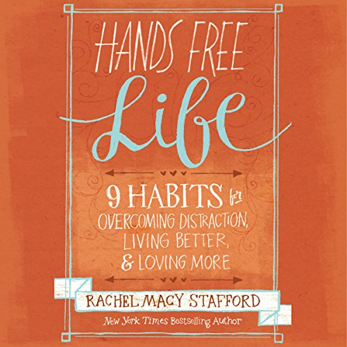 Hands Free Life audiobook cover art
