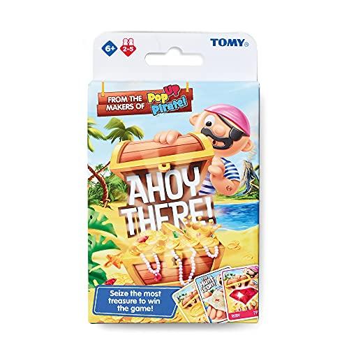 TOMY Games- Gioco di Carte, T73243