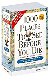 1000 Places to see before you die, Buch