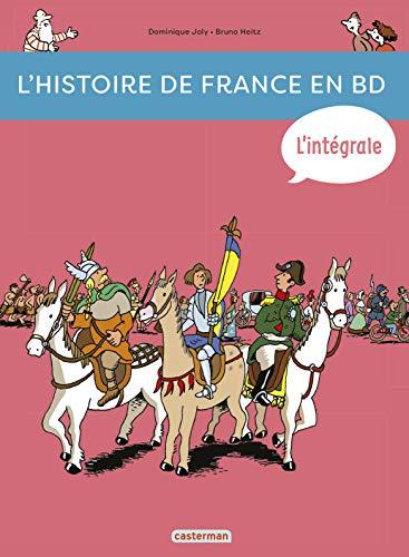 L'histoire de France en BD, Intégrale : De la Préhistoire à nos jours !