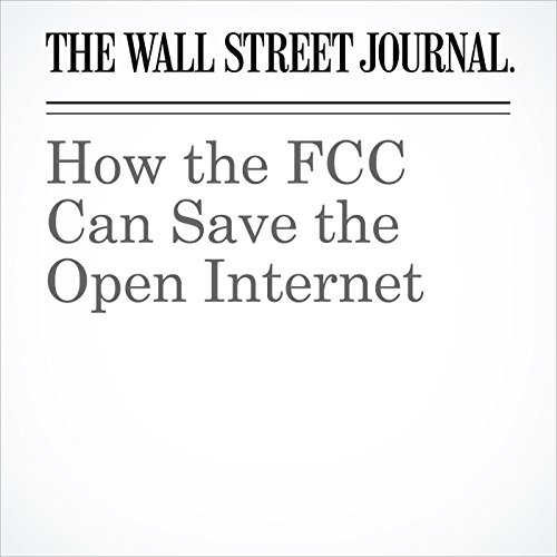 How the FCC Can Save the Open Internet copertina