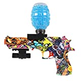 Anstoy Gel Ball Blaster- Shoots Eco-Friendly Gel Ball- Backyard Fun and Outdoor Games for Boys and...