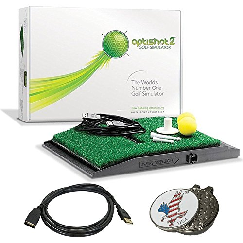 optishot 2 Golf Simulator (Mac & PC) Bundle