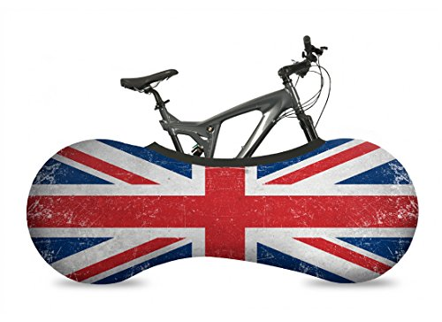 Velo Sock Bicycle Indoor Cover for Storage and Transportation,...