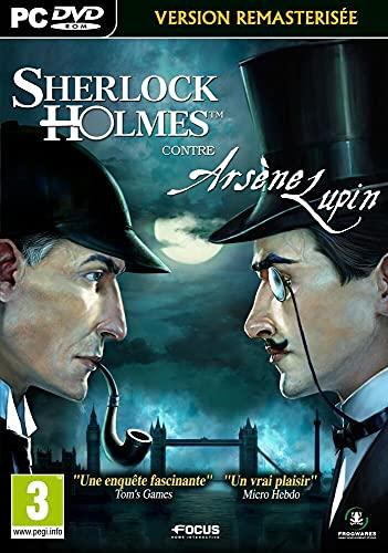 Sherlock Holmes contre Arsène Lupin - version remasterisé