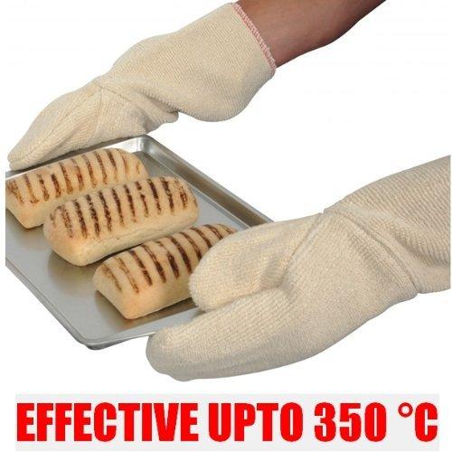 UCI TCM1 -Thermal Guanto-Guanti da forno, resistenti al calore, taglia unica