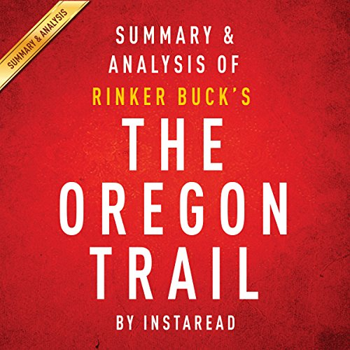 Couverture de The Oregon Trail: Summary & Analysis