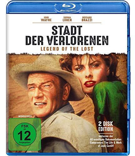 Stadt der Verlorenen [Blu-ray]