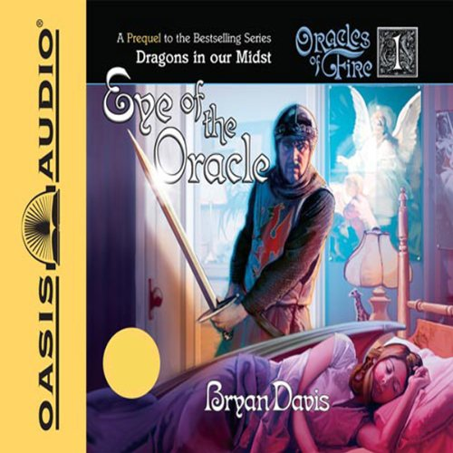 Eye of the Oracle audiobook cover art