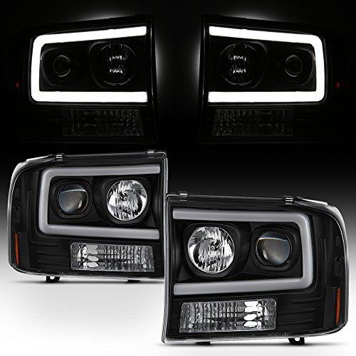 03 ford f350 harley headlights - 3