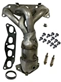 Exhaust Manifold Catalytic Converter Fits Nissan Altima 02-06 2.5L Gaskets Hardware