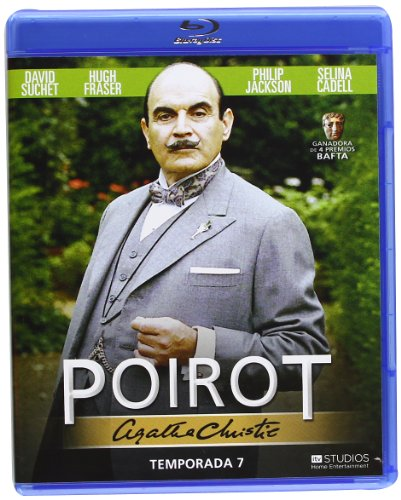 Poirot - Temporada 7 [Blu-ray]