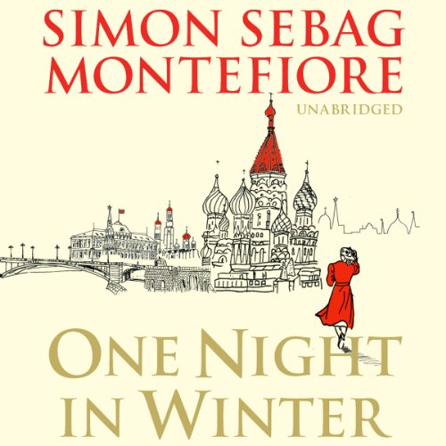 One Night in Winter audiobook cover art