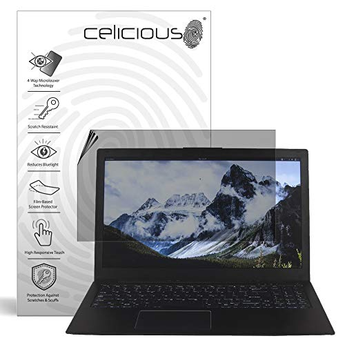 Fantastic Prices! Celicious Privacy Plus 4-Way Anti-Spy Filter Screen Protector Film Compatible with...