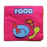 Ein Vorschule Buch für Baby lernen und Helfer der Mutter-Lebensmittel -