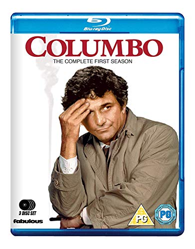 Columbo - The Complete First Season [Blu-ray]