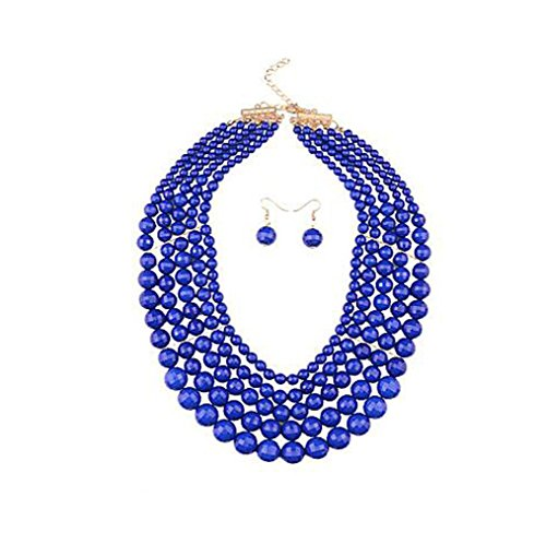 GYJUN Collier / Boucles d'Oreille(Alliage / Imitation Perle)Vintage / Soirée / Femme , one size