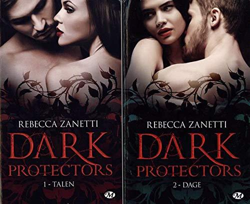Pack Dark Protectors T1 & T2