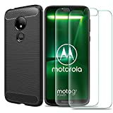MYLBOO For Moto G7 Power Case with Screen Protector,[3 in
