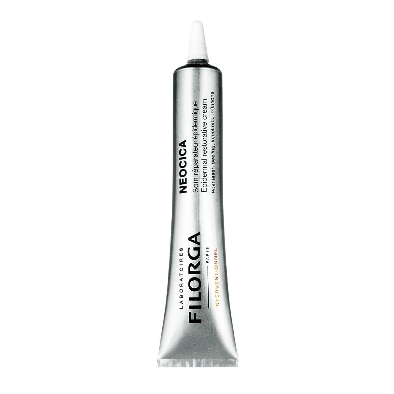 教義率直な以下Filorga Neocica Skin Repair 40ml [並行輸入品]