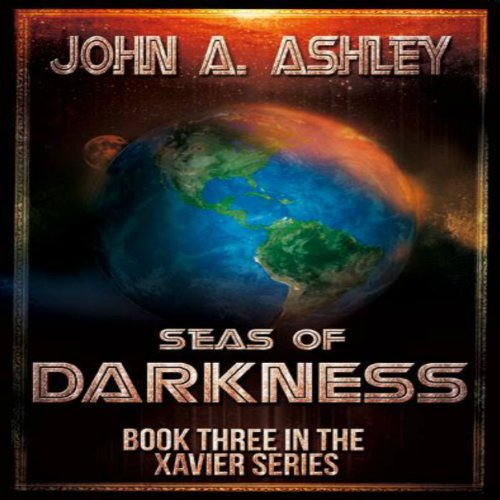 Seas of Darkness audiobook cover art