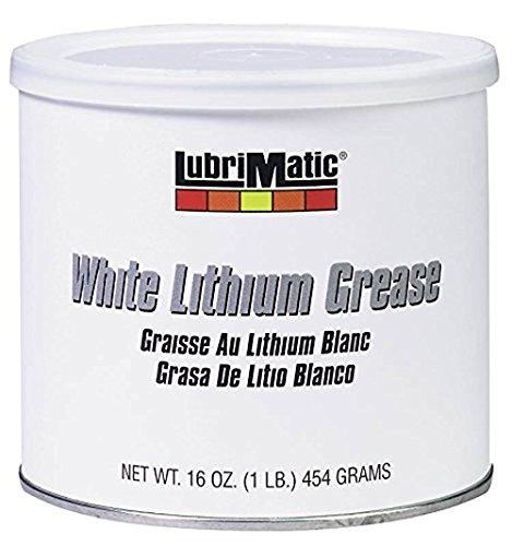 white lithium grease tub - 3