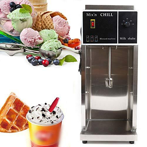 Heladera 220 V automática, máquina de helado eléctrica para preparar helados