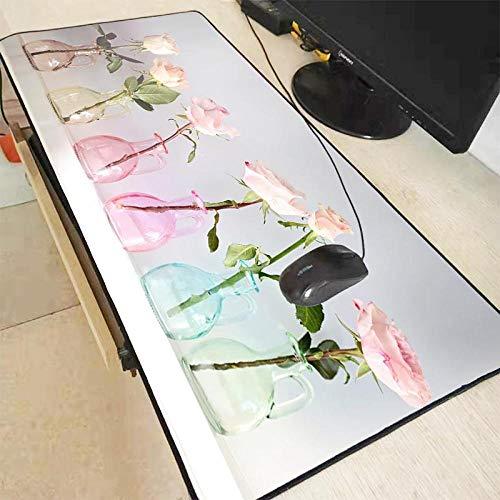 grote roze vaas ikea