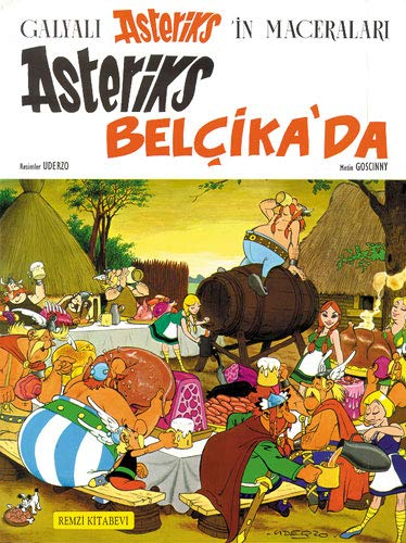 Asteriks Belçika'da - 13
