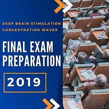 Final Exam Preparation - 2019 Deep Brain Stimulation Concentration Waves
