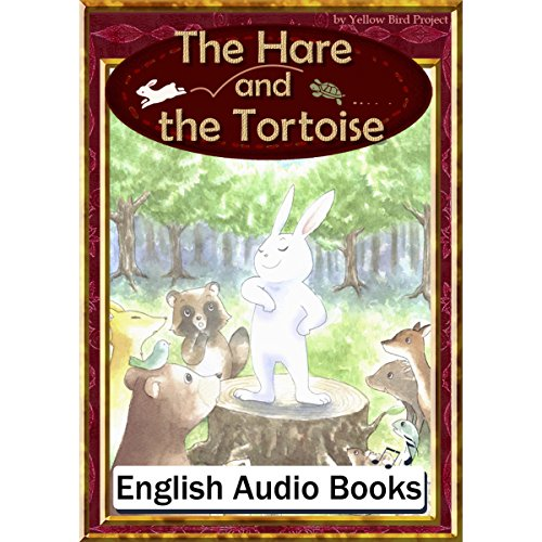 『The Hare and The Tortoise(うさぎとかめ・英語版)』のカバーアート