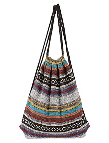 Demarkt Women's Backpack multi-coloured multicoloured
