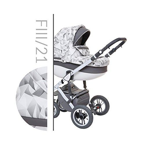 Baby Merc Faster III Poussette 3in1 (21)