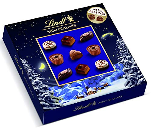 Lindt Weihnachts-Zauber,Mini-Pralinés, 44 g