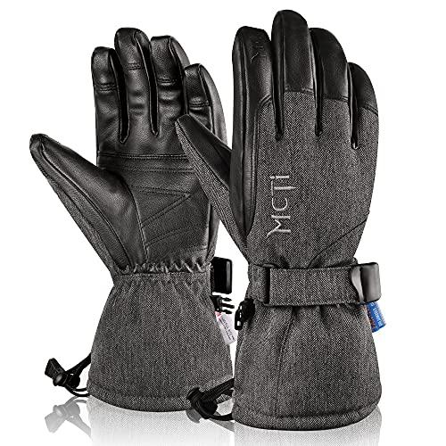 MCTi Ski Gloves Winter Waterproof