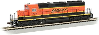EMD SD40-2 DCC Equipped Diesel Locomotive BNSF #1734 (HERITAGE III) - HO Scale