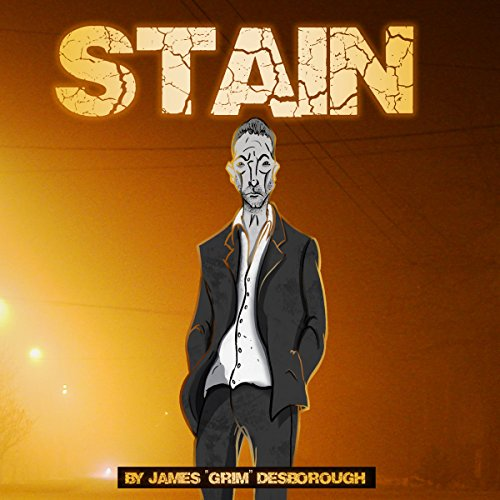 Stain audiobook cover art