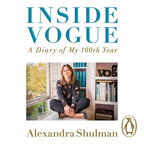 Inside Vogue audiobook cover art