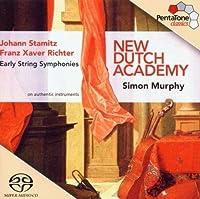 Stamitz/Richter: The New Dutch Academy Mannheim Project (2003-05-27)
