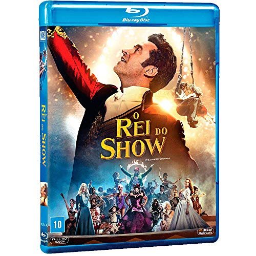 O Rei Do Show [Blu-Ray]