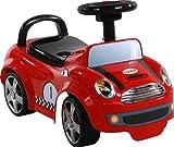 ARTI Jouets ? Tirer Trotteur Porteur Baby Car Formula 536 Red Ride-on Activity Toy