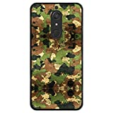 Hapdey Phone Case for [ Wiko View XL ] design [ Camouflage