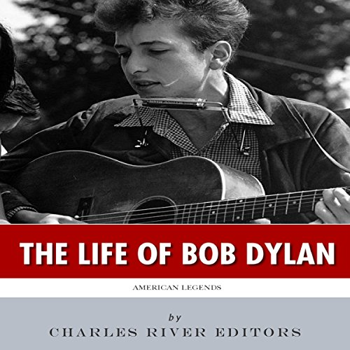 American Legends: The Life of Bob Dylan audiobook cover art