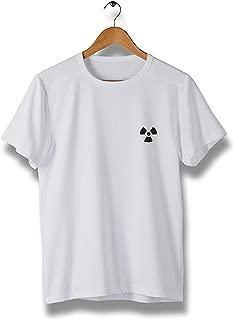 Kilsd Radioactive Symbol T-Shirt, Modern Cool Tees for Men (J1032)