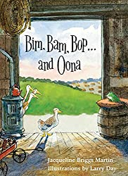 April Family Book List - Bim, Bam, Bop and Oona