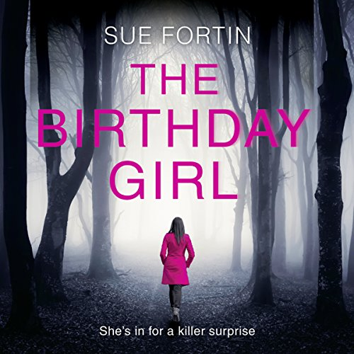 The Birthday Girl audiobook cover art
