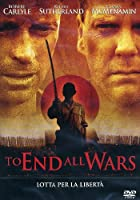 To End All Wars [Italian Edition]
