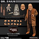Planet of the Apes (1968 One:12 Collective Action Figure | Dr. Zaius...